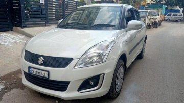 Used 2016 Maruti Suzuki Swift VDI MT for sale in Bangalore