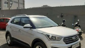 Used Hyundai Creta 2016 MT for sale in Surat