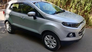 Used Ford EcoSport 2013 AT for sale in Mumbai