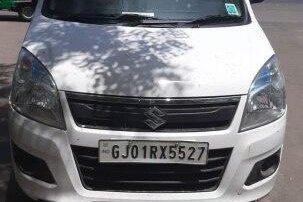 Used 2017 Maruti Suzuki Wagon R MT in Ahmedabad