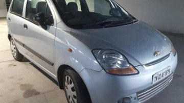 Used Chevrolet Spark 2008 MT for sale in Chennai