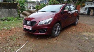 Used Maruti Suzuki Ciaz 2017 MT for sale in Kolkata