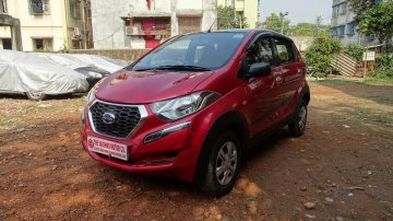 Used Datsun redi-GO S 2018 MT for sale in Kolkata