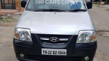 Hyundai Santro Xing GL 2008 MT for sale in Chennai