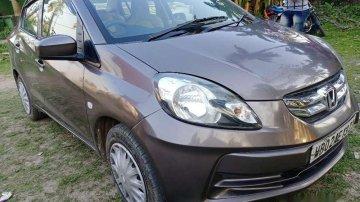 Honda Amaze 1.2 SMT I VTEC, 2014, Diesel MT in Kolkata