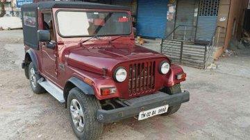 Mahindra Thar CRDe 4x4 AC, 2014, LPG MT in Chennai