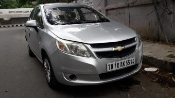 Used Chevrolet Sail LS ABS 2014 MT for sale in Chennai