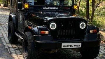 2015 Mahindra Thar CRDe MT for sale in Fatehpur
