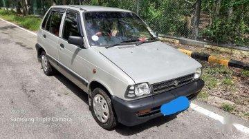 Used 2007 Maruti Suzuki 800 MT for sale in Thiruvananthapuram