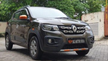 2017 Renault KWID AT for sale in Kolkata