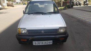 2005 Maruti 800 Std MT for sale in Ahmedabad