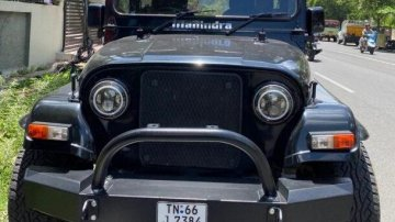 Used Mahindra Thar 2013 MT for sale in Coimbatore