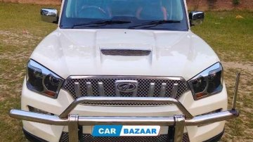 Used 2016 Mahindra Scorpio MT for sale in Siliguri