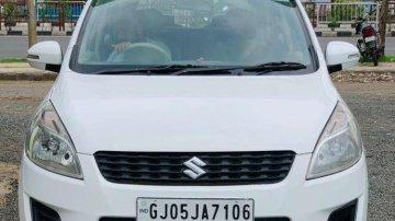 Used 2012 Maruti Suzuki Ertiga MT for sale in Surat