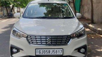 Used Maruti Suzuki Ertiga 2019 MT for sale in Surat