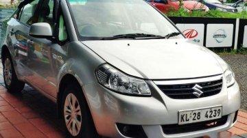 Used 2008 Maruti Suzuki SX4 MT for sale in Palai