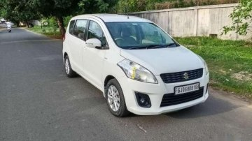 2014 Maruti Suzuki Ertiga ZXI MT for sale in Vadodara