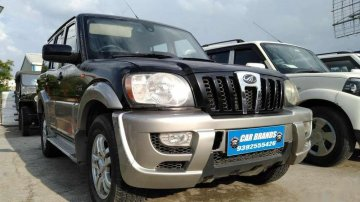 Mahindra Scorpio VLX 2WD ABS Automatic BS-III, 2011, Diesel AT in Hyderabad