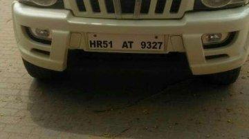 Mahindra Scorpio SLE BS-IV, 2012, Diesel MT for sale in Gurgaon