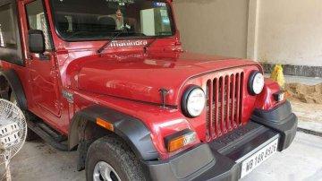 Mahindra Thar CRDe 2018 MT for sale in Kolkata