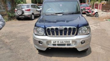 Mahindra Scorpio SLX 2.6 Turbo 7 Str, 2005, Diesel MT in Hyderabad