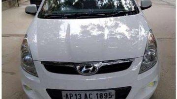 Hyundai I20 Sportz 1.4 CRDI, 2012, Diesel MT in Hyderabad