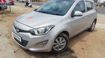 2013 Hyundai i20 Sportz 1.4 CRDi MT for sale in Hyderabad