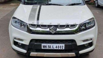 Used Maruti Suzuki Vitara Brezza ZDi 2018 MT for sale in Mumbai