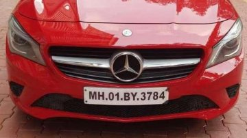 Used 2015 Mercedes Benz A Class AT for sale in Mumbai