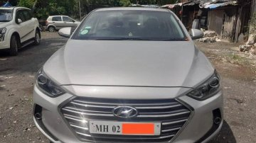 Used 2017 Hyundai Elantra AT for sale in Thane