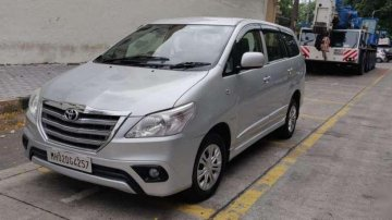 Toyota Innova 2.5 G4 8 STR, 2013, MT for sale in Mumbai