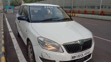 Used 2012 Skoda Fabia MT for sale in Mumbai