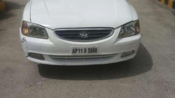 Hyundai Accent CRDi, 2006, MT for sale in Hyderabad