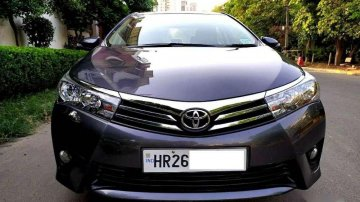 Toyota Corolla Altis 1.8 G, 2017, AT for sale in Gurgaon