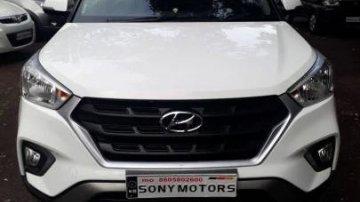 Used Hyundai Creta 2019 MT for sale in Thane