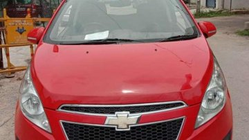 Used 2012 Chevrolet Beat MT for sale in Hyderabad