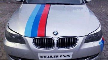 BMW 5 Series 520d Sedan 2008 AT for sale in Pune