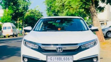 Used 2019 Honda Civic MT for sale in Ahmedabad
