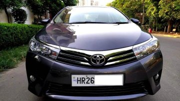 2017 Toyota Corolla Altis GL MT for sale in Gurgaon