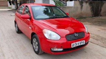 Hyundai Verna CRDi 2007 MT for sale in Hyderabad
