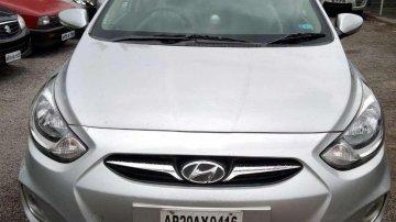 Hyundai Verna 1.6 CRDi SX 2013 AT for sale in Hyderabad