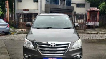 Toyota Innova 2.5 VX (Diesel) 8 Seater BS IV 2013 MT for sale in Thane