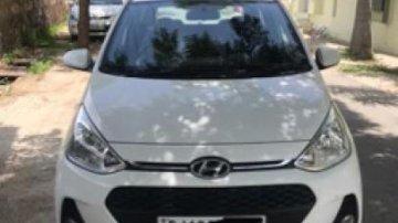 Hyundai Grand i10 1.2 CRDi Sportz 2017 MT for sale in Udaipur