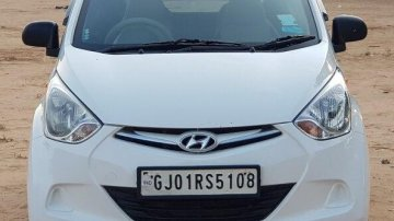 Used 2016 Hyundai Eon MT for sale in Ahmedabad