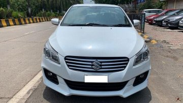 Maruti Suzuki Ciaz ZDi Plus SHVS 2016 MT for sale in Mumbai