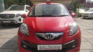 Used Honda Brio VX 2014 MT for sale in Chennai