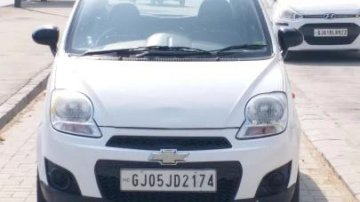 Chevrolet Spark 1.0 LS BS3 2013 MT in Ahmedabad