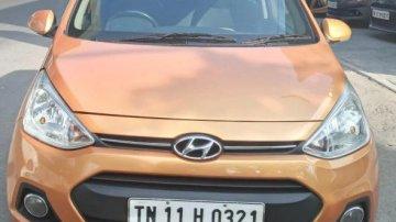 Used Hyundai Grand i10 2014 AT for sale in Chennai