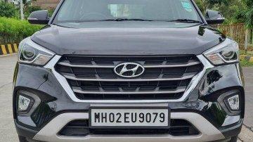 2018 Hyundai Creta 1.6 VTVT AT SX Plus AT in Mumbai