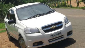 Used Chevrolet Aveo, 2009, Petrol MT for sale in Chennai